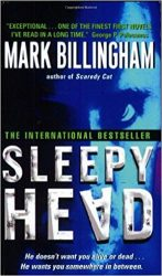 Sleepyhead Tom Thorne Books in Order