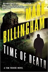 Time of Death Tom Thorne Books in Order