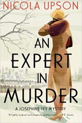 An Expert in Murder Josephine Tey Books in Order
