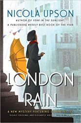 London Rain Josephine Tey Books in Order