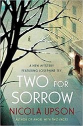 Two for Sorrow Josephine Tey Books in Order