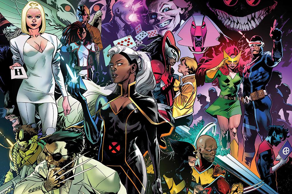 X-Men by Jonathan Hickman Reading Order