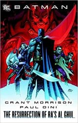 Batman The Resurrection of Ra's Al Ghul Grant Morrison Batman Reading Order