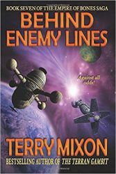 Behind Enemy Lines The Empire of Bones Saga Books in Order