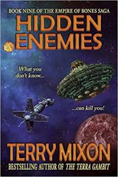 Hidden Enemies The Empire of Bones Saga Books in Order