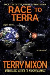 Race to Terra The Empire of Bones Saga Books in Order