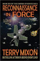 Reconnaissance in Force The Empire of Bones Saga Books in Order