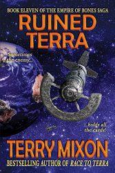 Ruined Terra The Empire of Bones Saga Books in Order