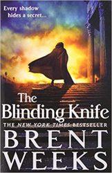 The Blinding Knife - Lightbringer Books in Order