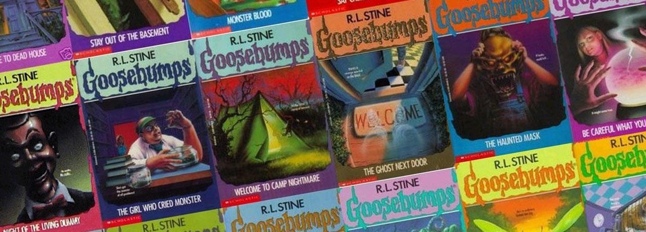 Goosebumps Books in Order RL Stine