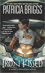 Iron Kissed Mercy Thompson Books in Order