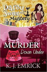 Murder Down Under Darcy Sweet Mysteries Books in Order