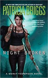 Night Broken Mercy Thompson Books in Order
