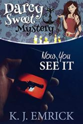 Now You See It Darcy Sweet Mystery Books in Order