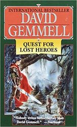 Quest for Lost Heroes Drenai Series reading order