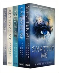 Shatter Me Series Collection