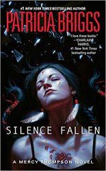 Silence Fallen Mercy Thompson Books in Order
