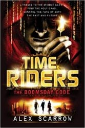 The Doomsday Code TimeRiders Books in Order
