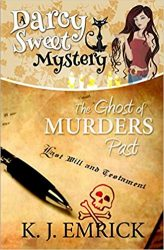 The Ghost of Murders Past Darcy Sweet Mysteries Books in Order
