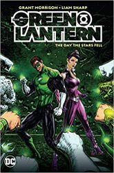 The Green Lantern by Grant Morrison Reading Order Vol 2 The Day The Stars Fell