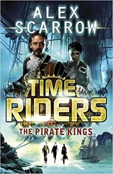 The Pirate Kings TimeRiders Books in Order