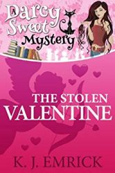 The Stolen Valentine Darcy Sweet Mysteries Books in Order