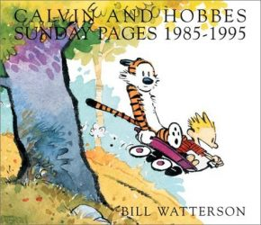 Calvin and Hobbes Sunday Pages, 1985-1995 Calvin and Hobbes Books in Order