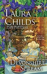 Devonshire Scream Laura Childs Tea Shop Mysteries in Order