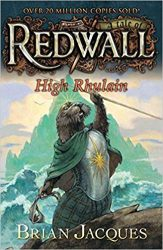 High Rhulain Redwall Books in Order