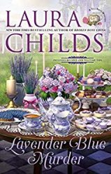 Lavender Blue Murder Laura Childs Tea Shop Mysteries in Order