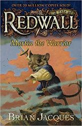 Martin the Warrior Redwall Books in Order