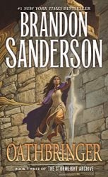Oathbringer Book Three Stormlight Archive Cosmere Reading Order