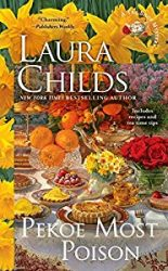 Pekoe Most Poison Laura Childs Tea Shop Mysteries in Order