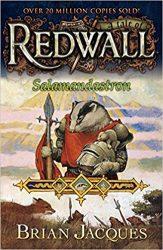 Salamandastron Redwall Books in Order