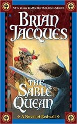 The Sable Quean Redwall Books in Order