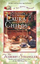 The Teaberry Strangler Laura Childs Tea Shop Mysteries in Order