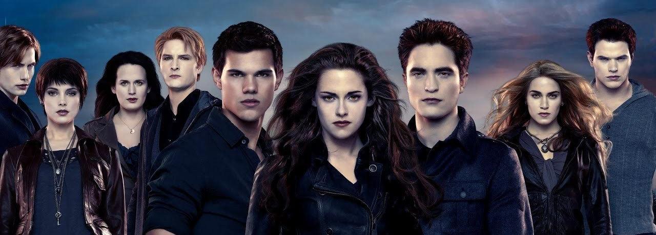 Twilight Saga Books in Order