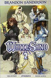White Sand Volume 2 Cosmere Reading Order