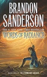 Words of Radiance Book Two Stormlight Archive Cosmere Reading Order