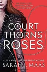 A Court of Thorns and Roses by Sarah J Maas Books in Order