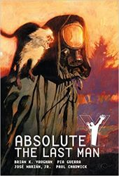 Absolute Y The Last Man Vol. 1 by Brian K. Vaughan Comic Book Reading Order