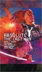 Absolute Y The Last Man Vol. 2 by Brian K. Vaughan Comic Book Reading Order