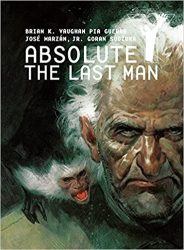 Absolute Y The Last Man Vol. 3 by Brian K. Vaughan Comic Book Reading Order