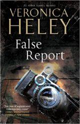 False Report Bea Abbot Books in Order
