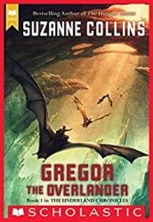Gregor the Overlander Suzanne Collins Books in Order