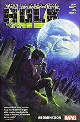 Immortal Hulk Vol. 4 Abomination Hulk Reading Order