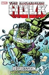 Incredible Hulk Regression Hulk Reading Order
