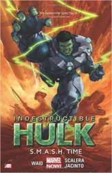 Indestructible Hulk Volume 3 S.M.A.S.H. Time Hulk Reading Order