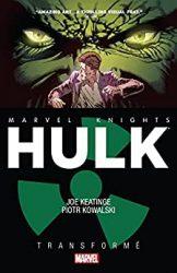Marvel Knights Hulk Transforme