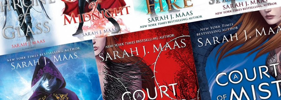 Sarah J. Maas Books in Order